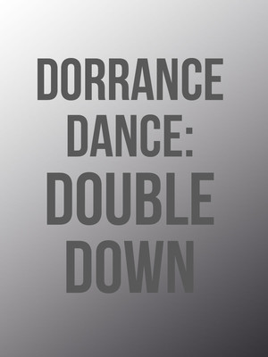 Dorrance Dance: Double Down Poster