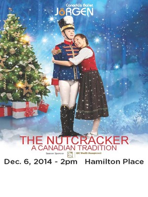 Nutcracker - A Canadian Tradition at Centre In The Square
