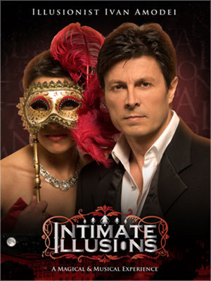 Intimate Illusions, The Westin Seattle Grand Ballroom, Seattle