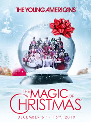 The Magic Of Christmas Poster