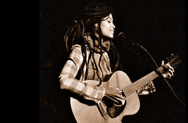 Don't miss Valerie June, strictly limited run