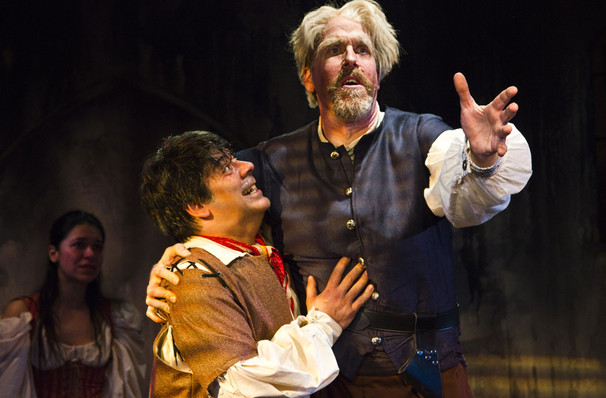 Man Of La Mancha, La Mirada Theatre, Los Angeles