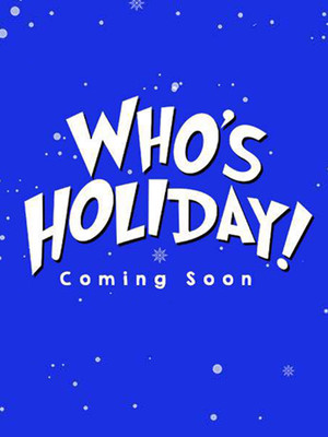 Who's Holiday! Poster