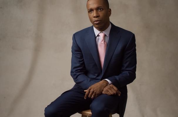 Leslie Odom Jr, Moore Theatre, Seattle