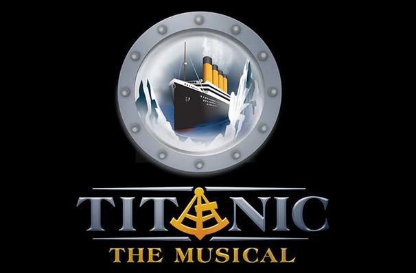 Titanic, Amaturo Theater, Fort Lauderdale