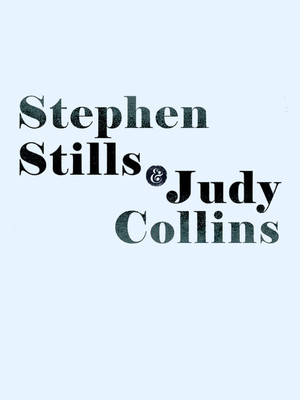 Stephen Stills and Judy Collins, Vogue Theatre, Vancouver