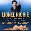 Lionel Richie with Mariah Carey, Key Arena, Seattle