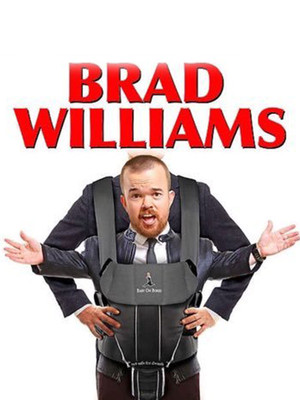 Brad Williams at San Jose Improv