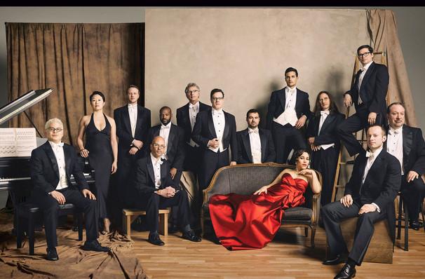Houston Symphony Pink Martini, Jones Hall for the Performing Arts, Houston