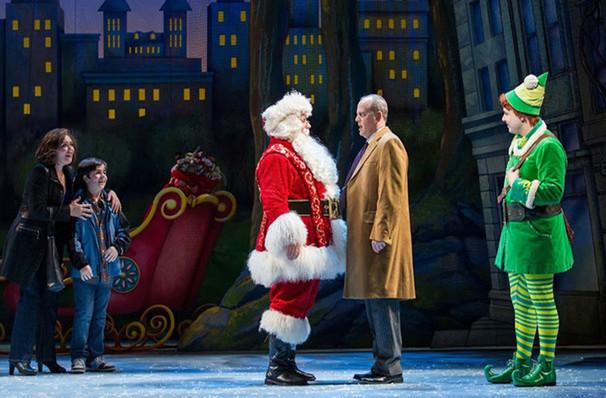 Elf The Musical Tour Cast