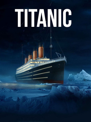 Titanic, Cutler Majestic Theater, Boston