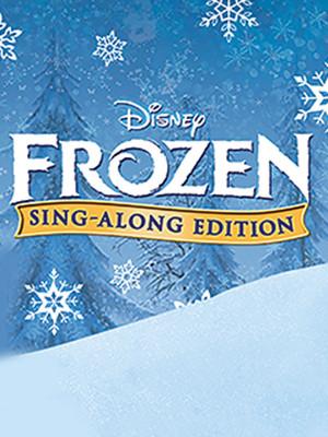 Sing Along Frozen at Bergen Performing Arts Center