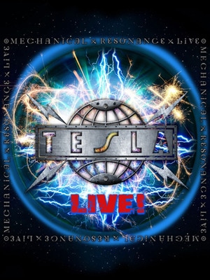 Tesla at White Oak Amphitheatre