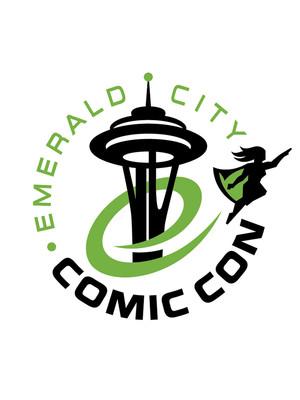 Emerald City Comicon Poster