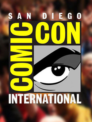 2017 San Diego Comic-Con Poster