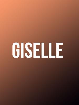 Washington Ballet - Giselle Poster