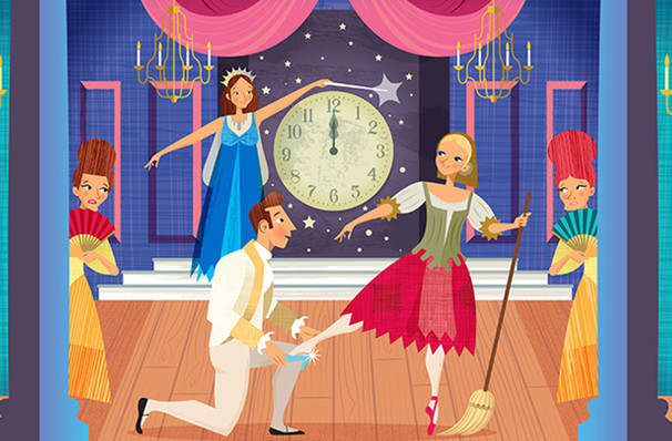 My First Ballet Cinderella, Peacock Theatre, London