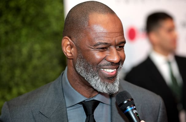 Brian McKnight's one night visit to Wichita