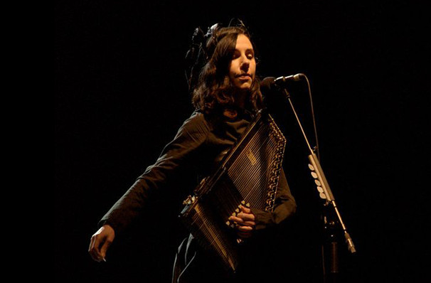 PJ Harvey, Nob Hill Masonic Center, San Francisco