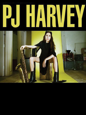 PJ Harvey, Greek Theater, Los Angeles