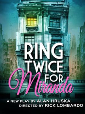 Ring Twice For Miranda Poster