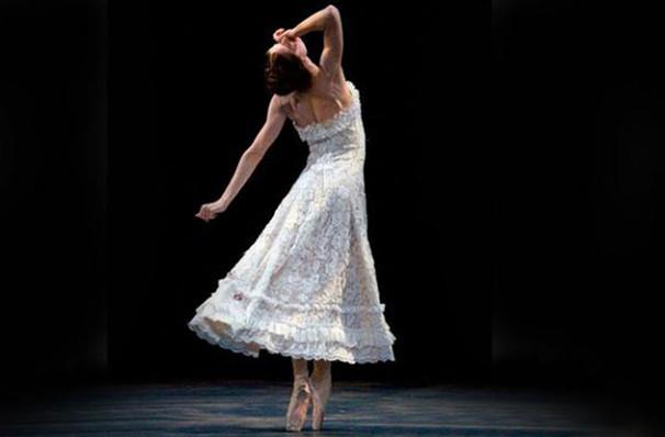 Washington Ballet Tudor Ashton World Premiere, Kennedy Center Opera House, Washington