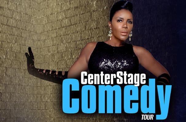 The Center Stage Comedy Tour, Altria Theater, Richmond