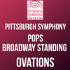 Pittsburgh Symphony Orchestra Student Chorale Jack Everly Broadway Standing Ovations, Heinz Hall, Pittsburgh