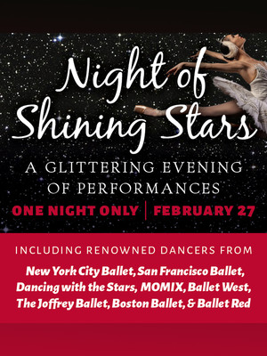 Ballet West Night of Shining Stars, Capitol Theatre, Salt Lake City