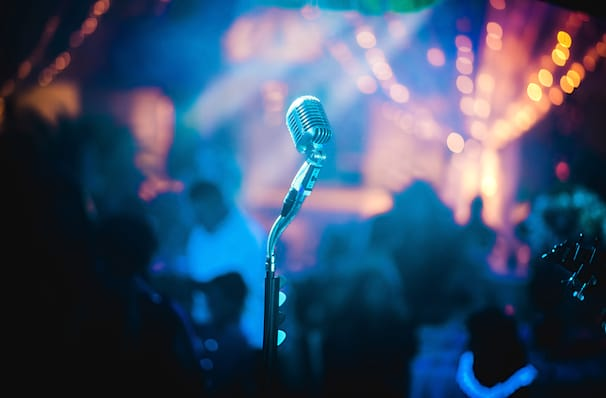Jeffrey Osborne, Carpenter Theater, Richmond