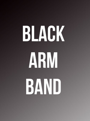 Black Arm Band Poster