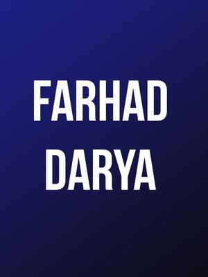 Farhad Darya Poster