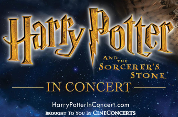San Antonio Symphony Harry Potter and The Sorcerers Stone, Majestic Theatre, San Antonio