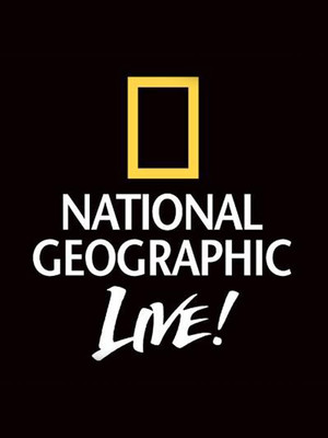 National Geographic Live at Mccallum Theatre
