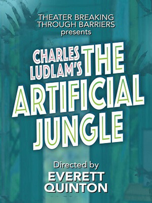 The Artificial Jungle Poster