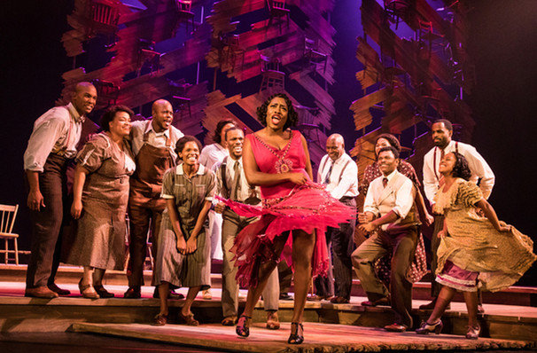 The Color Purple, Mortensen Hall Bushnell Theatre, Hartford