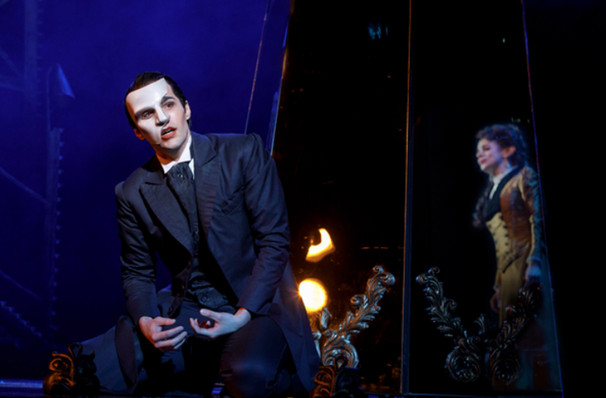 Love Never Dies, Belk Theatre, Charlotte