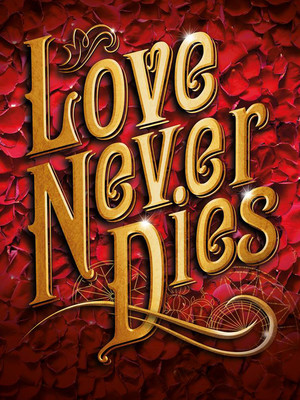 Love Never Dies, Mortensen Hall Bushnell Theatre, Hartford
