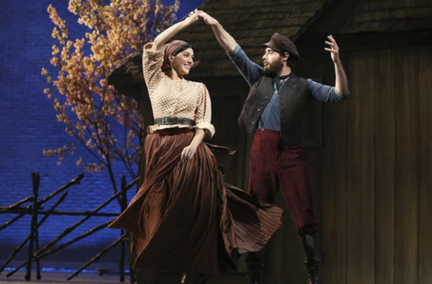 Fiddler On The Roof Orpheum Theater Minneapolis Mn