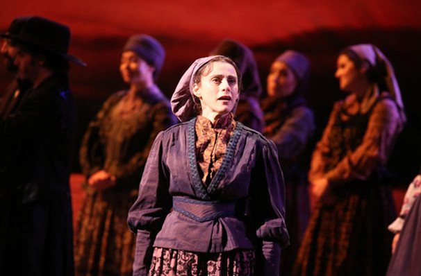 Fiddler on the Roof - Cadillac Palace Theater, Chicago, IL