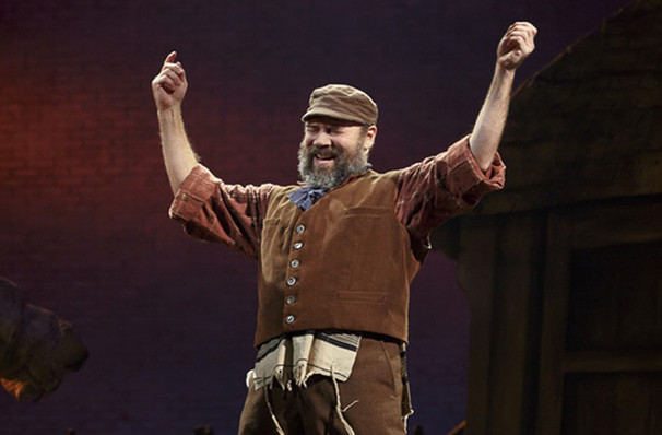 Fiddler on the Roof, Orpheum Theater, Memphis
