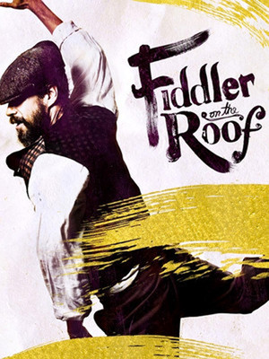 Fiddler on the Roof at Cadillac Palace Theater