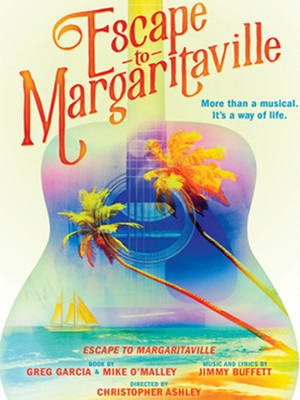 Escape to Margaritaville, Sarofim Hall, Houston