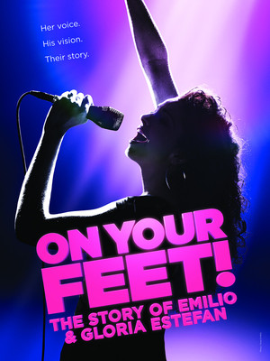 On Your Feet! Poster