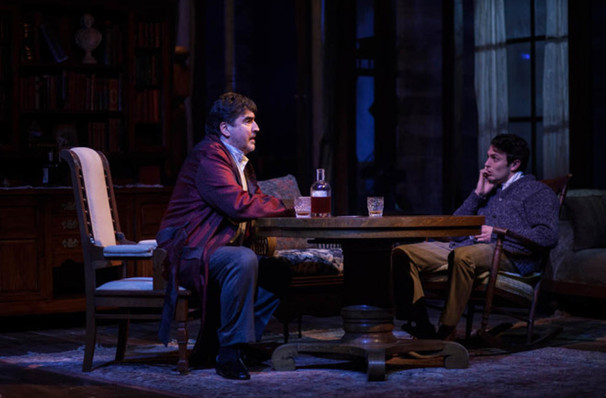 Long Day S Journey Into Night Gil Cates Theater At The