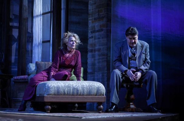 Long Days Journey Into Night, Gil Cates Theater at the Geffen Playhouse, Los Angeles