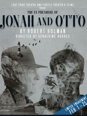 Jonah and Otto at Lion Theatre