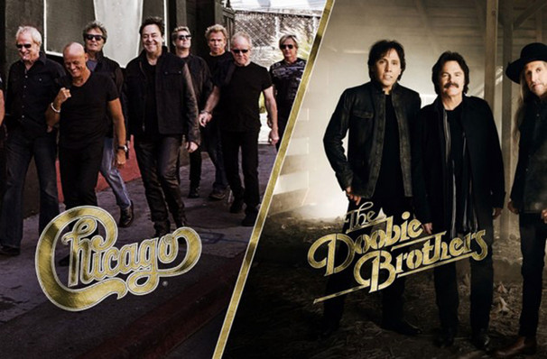 Chicago and the Doobie Brothers, Blue Hills Bank Pavilion, Boston