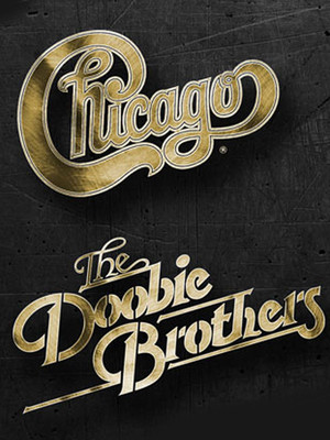 Chicago and the Doobie Brothers Poster