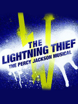 The Lightning Thief: The Percy Jackson Musical at Lucille Lortel Theater